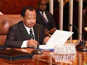 It is said that Paul Biya has started his career at the top