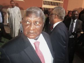 Bernard Muna was already a candidate in several presidential elections