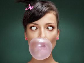 Swallowing chewing-gum could twist your bowels...