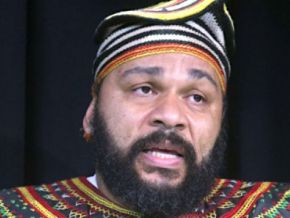 Does Dieudonné Mbala really want to be the president of Cameroon?