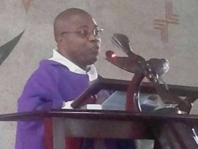 Has Msgr. Joseph Akonga Essomba really been aggressed at his residence?