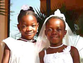 It seems that girls under the minimum legal age can get married in Cameroon