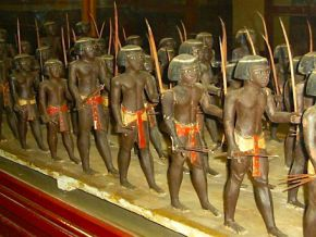 It is said that the Bamilékés are descended from Ancient Egypt