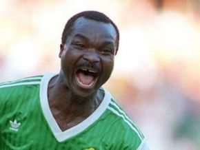 Did Roger Milla really sing?