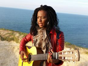 Charlotte Dipanda composed the anthem for the women's AfCON