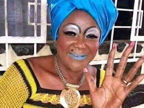 Mais non, Mama Nguea ne s'est pas mariée avec un jeune homme…