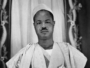 Was Ahmadou Ahidjo the first Cameroonian Head of State?