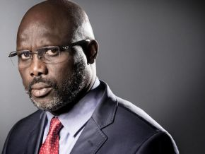 Has George Weah ever played in a Cameroonian club?