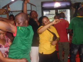 Is there really a petition online protesting noise made by bars in Cameroon?