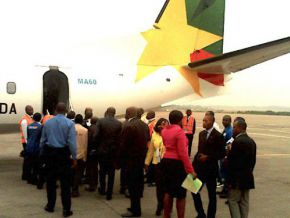 It is said that Camair-Co has suspended bookings