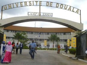Lecturers decry the lack of decent toilets within the University of Douala
