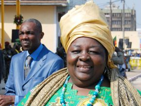 Rumour has it that there is a Françoise Foning Street, named after the RDPC ex-Mayor of Douala