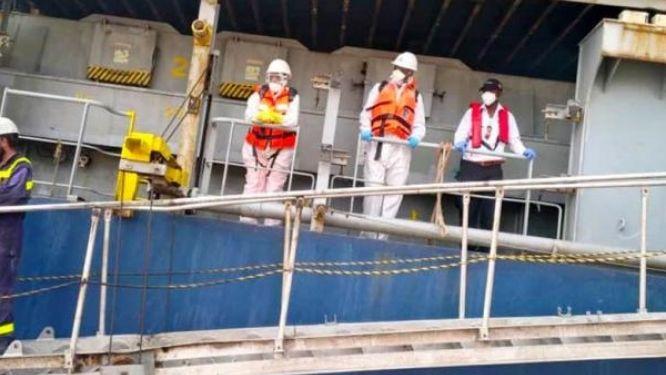 le-port-de-kribi-renforce-l-inspection-des-navires-accueillis-a-mboro