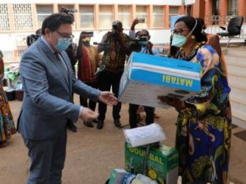 Unicef assists 1,575 disadvantaged children in Yaoundé and Douala