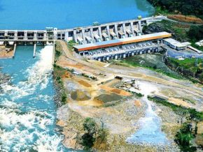 No, the Songloulou dam is not inoperative as some rumors have it