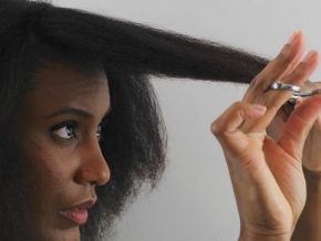 A bassa'a woman had to seek her husband's' approval before cutting her hair in the past