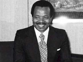 It is said that Paul Biya was a minister aged less than 30 years