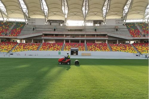 cameroon-caf-officials-assess-the-quality-of-afcon2021-hosting-infrastructures