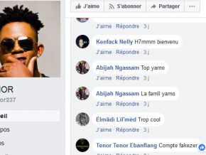 "Attention, il existe de nombreux faux comptes Facebook ""Tenor"""