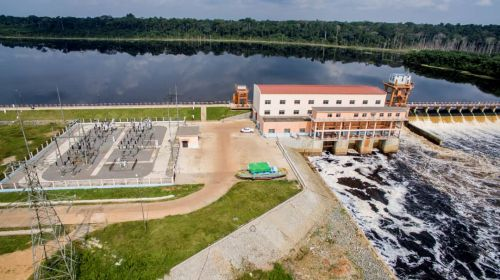 Reprise annoncée de la centrale hydroélectrique de Mekin après près d'un an d'arrêt