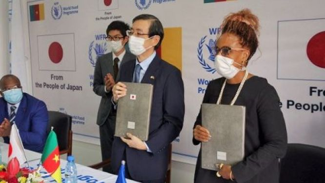 japan-grants-over-cfa1bln-to-ensure-food-security-in-cameroon
