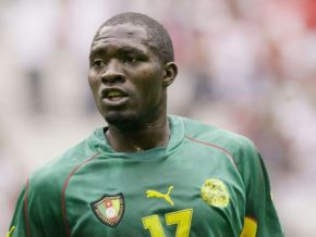 Did the Indomitable Lions paid homage to the late Marc Vivien Foe at the 2017 AfCON?
