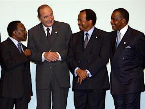 Jacques Chirac did say this about Africa!