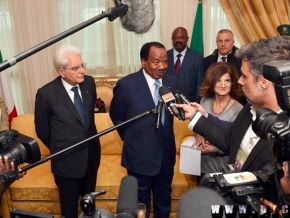 It is said that President Paul Biya will undertake an official visit in Italy in March 2017
