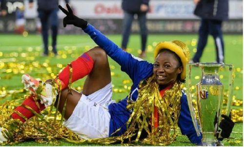 Football : Nchout Ajara, meilleure buteuse et championne de Norvège