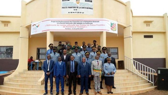 cooperation-l-allemagne-construit-deux-postes-frontieres-a-la-police-camerounaise