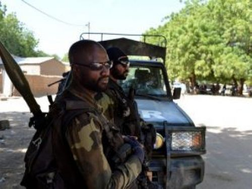 Fight against Boko Haram: the Rapid Intervention Battalion sets army camp at the border with Nigeria