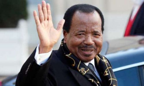 No, Paul Biya has not denounced a US attempt to destabilize Cameroon