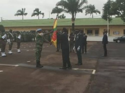 Cameroon welcomes home the 6th Minusca contingent