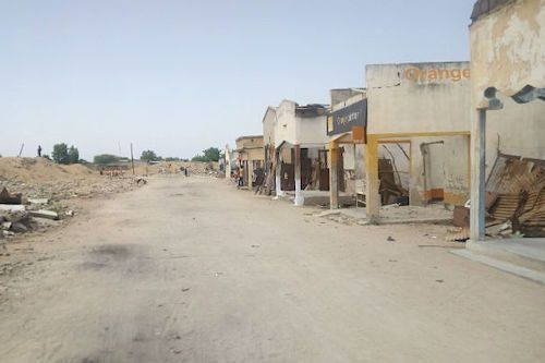 Far North:  Projects are underway to rebuild several war-hit towns, Governor Midjiyawa Bakary announces
