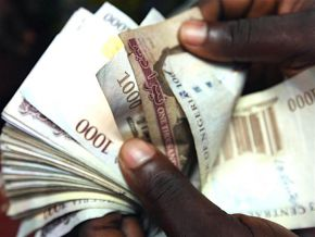Image result for wad cash of naira?