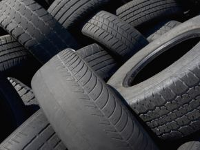 Yes, the imports duty on new tyres is higher than those collected for used tyres