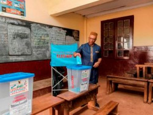 Maurice Kamto and Cabral Libii clash over the electoral reform