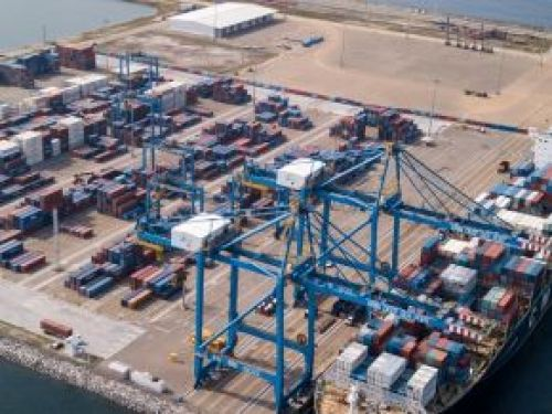 Port of Kribi: Customs services achieved a 9% increase in revenues in Q1 2020
