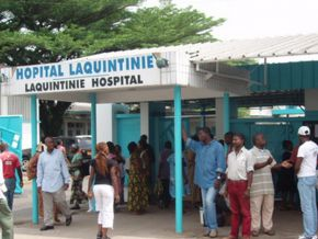There is supposedly a Samuel Eto'o Pavilion at the Laquintinie hospital in memory of Monique Koumatekel