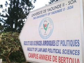 Yes, the Faculty of Juridical and Political Science of the University of Yaoundé II was ranked worst university department in 2018