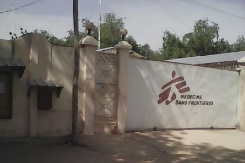 Insecurity: robbery at the headquarters of Médecins Sans Frontières in Maroua