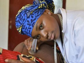 Every year, 22,000 newborns and 4,000 mothers die in Cameroon