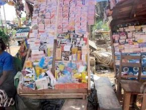 Yes, street medicines are banned in Cameroon