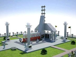 No, The Eseka monument won't cost CFA450 million