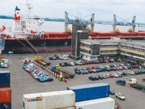 No, Douala-Bonabéri port did not invest XAF25 billion for only the securitisation of the port infrastructure