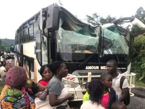 Yes, a bus driver was killed in Bamenda