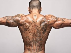 Is it true that tattooed individuals cannot pass the police