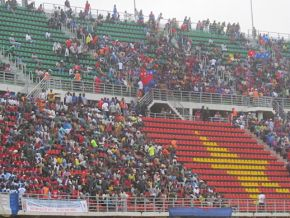 Yes, the Cameroon-Chad friendly match organized in preparation of the 2020 CHAN has been relocated