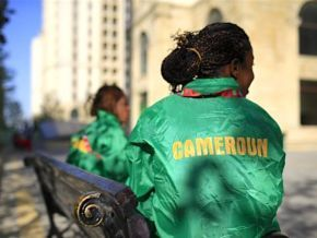 It is true: Five Cameroonian athletes fled once they reached Australia