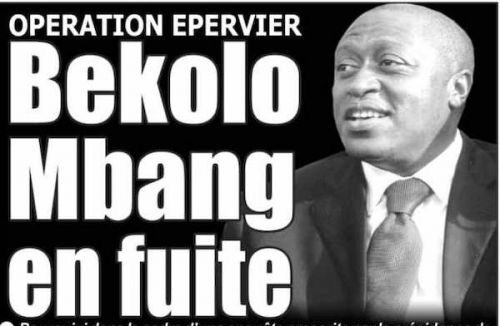 No, ex owner of Socaepe gas stations, Jean Claude Bekolo Mbang, didn't flee Cameroon